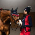 22220006_Fly veil EQQUEEN Hamburg_Set navy_red 10210061_Bodywarmer EQQUEEN red 10610121_Hat EQQUEEN Nicole navy.JPG