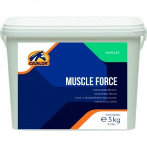 Suplement CAVALOR MuscleForce (Build) 5kg